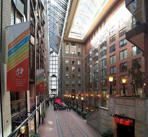 Centre de commerce mondial de Montréal