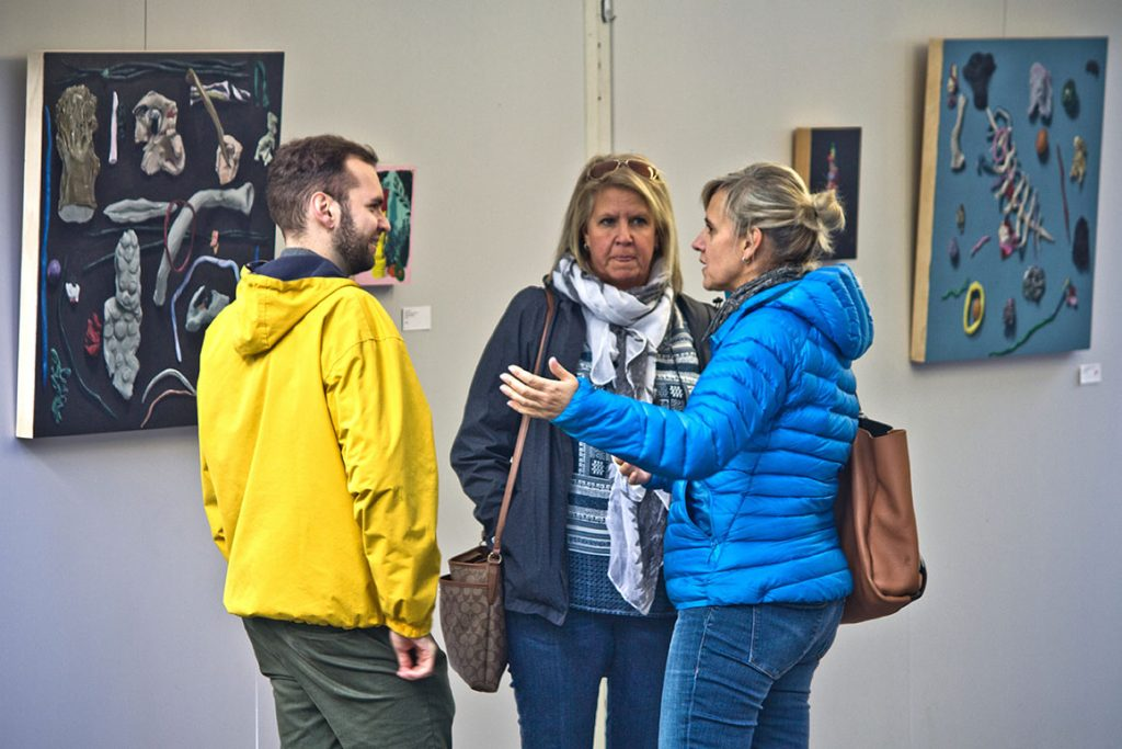 Artch 2018 - Alexandre Pépin - Square Dorchester