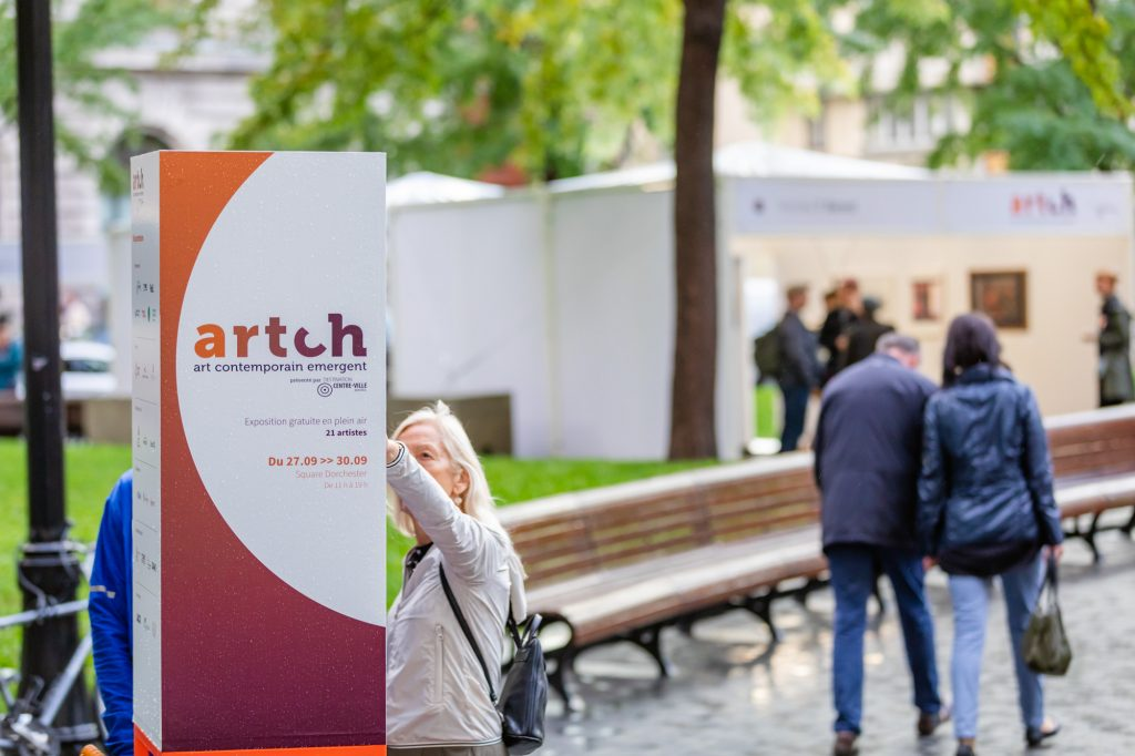 Artch 2018 - Square Dorchester