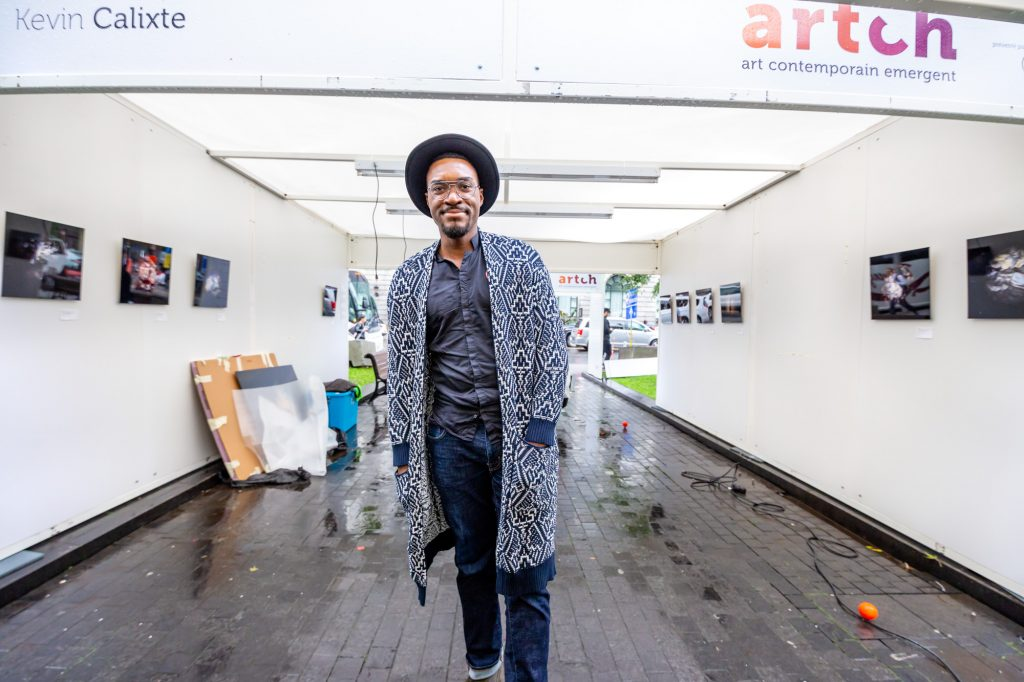 Artch 2018 - Kevin Calixte - Square Dorchester