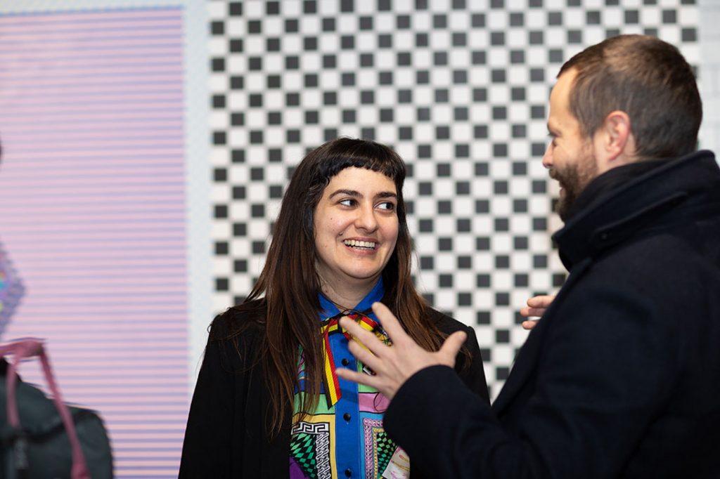 Dominique Pétrin : Le vrai du faux - Centre d'exposition Ubisoft