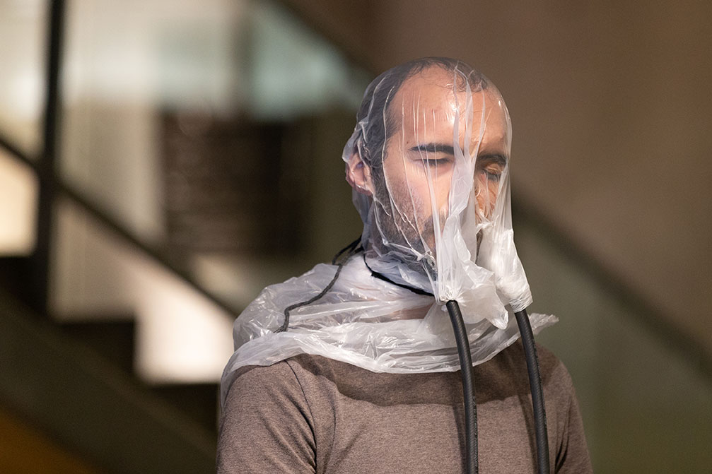 François Couture : The breathing sequencer
