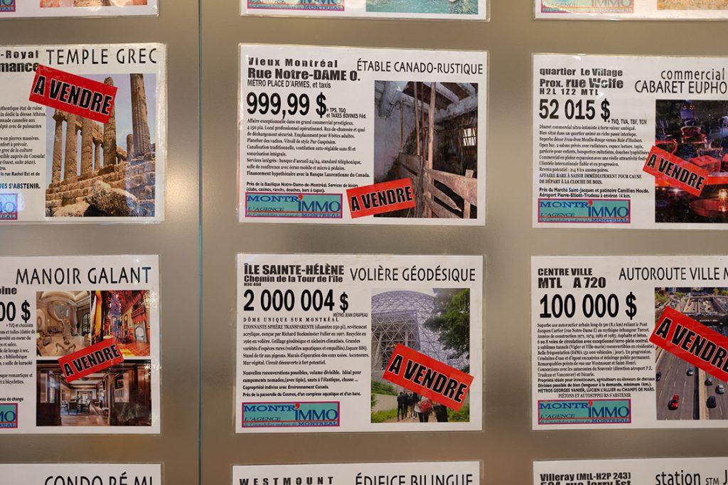 Agence Montr'Immo Le 1000 de la Gauchetière