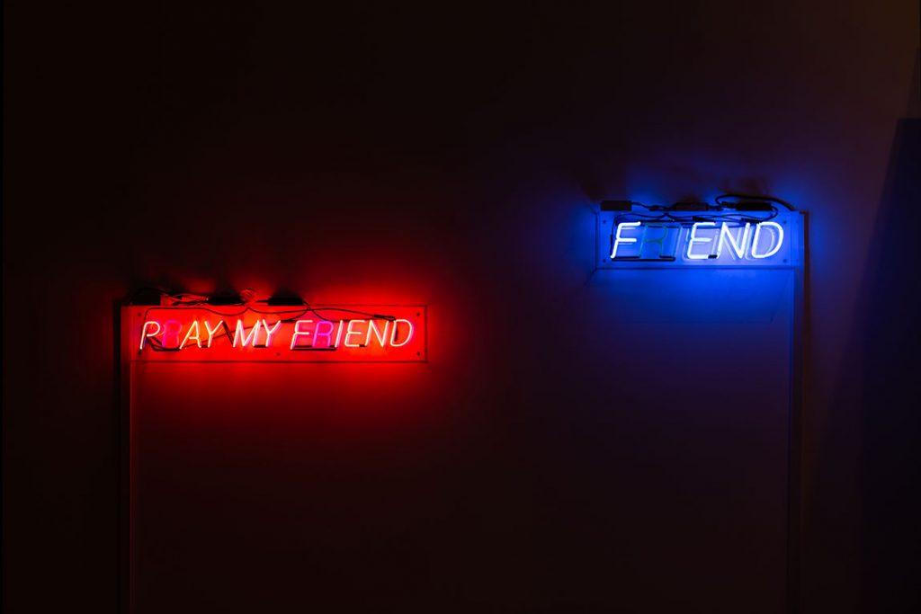 Nathalie Quagliotto - Friend / Fiend