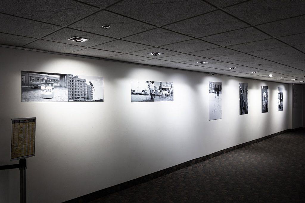 Exposition Réjean Meloche au Cinéma du Parc