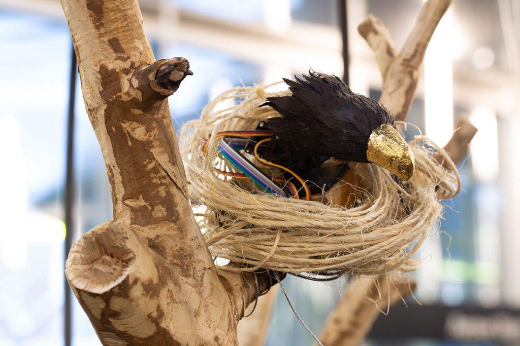 Stéphanie Morissette - Volière/Aviary