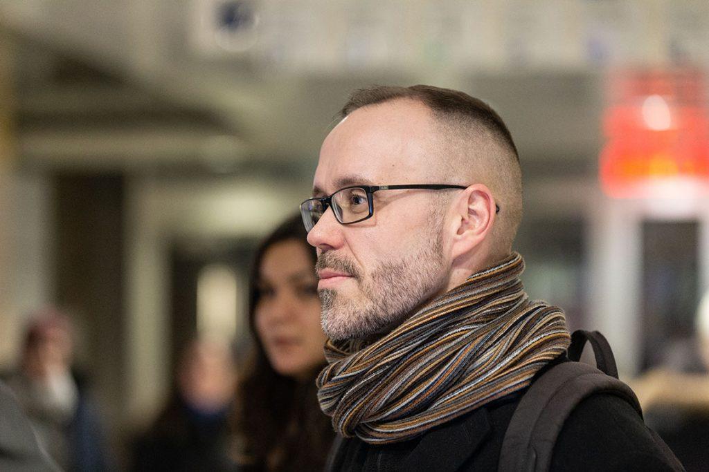 Steve Giasson - Festival Art Souterrain 2019