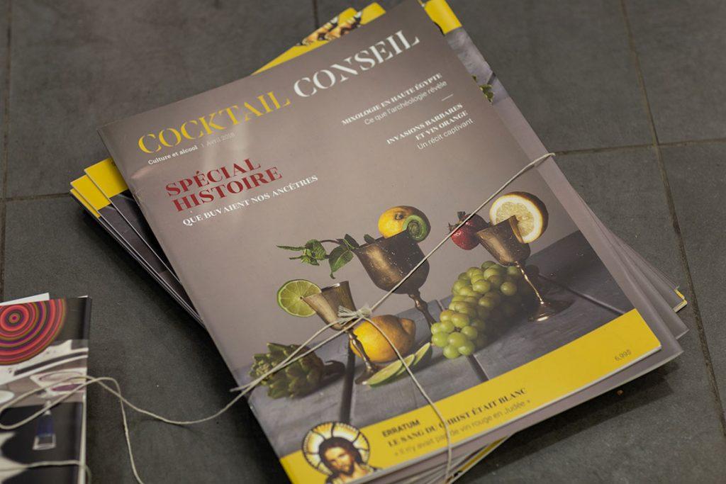 Vincent Lafrance - Cocktail Conseil