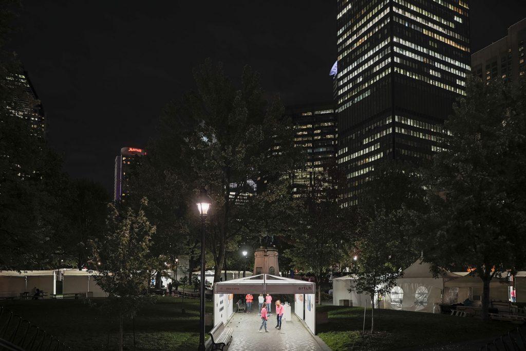 Artch 2019 Exposition en plein air Montréal