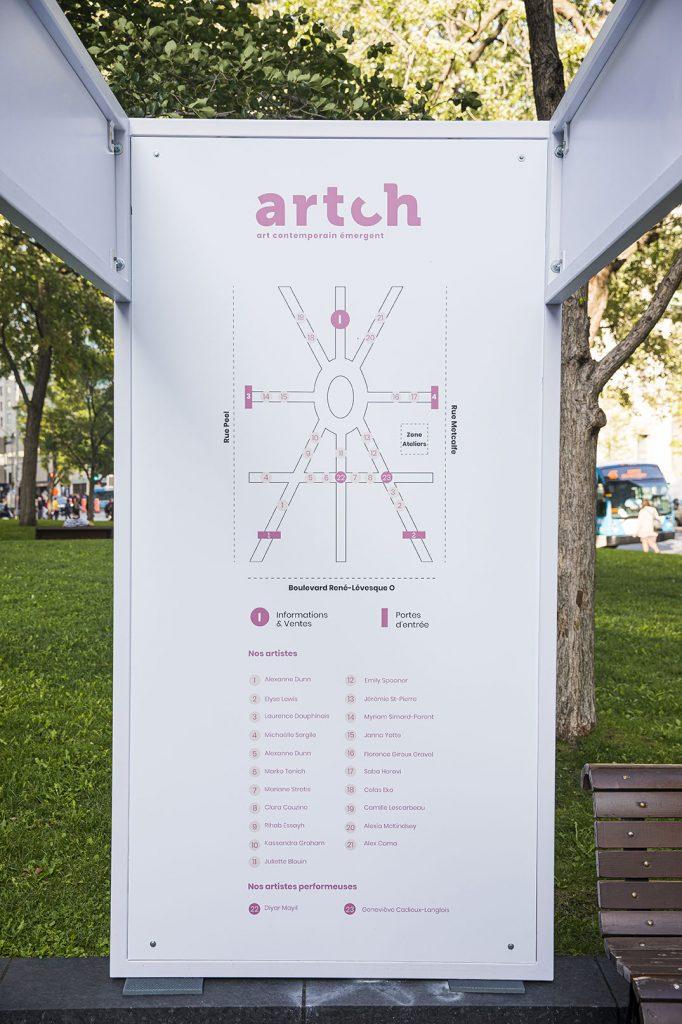 Artch 2019 - Soirée de pré-ouverture au Square Dorchester