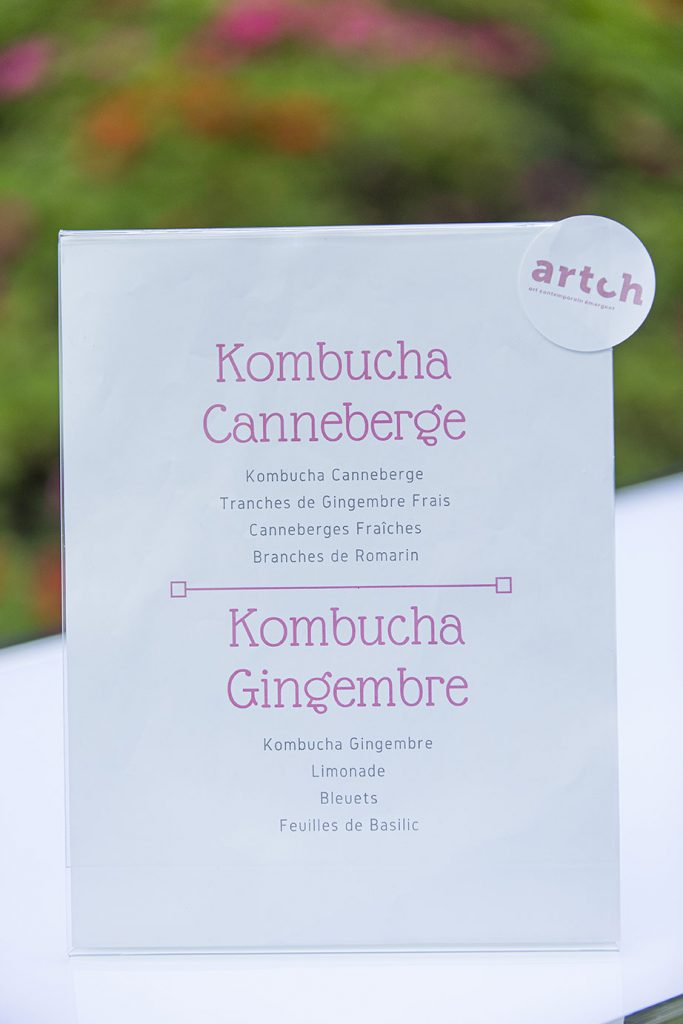 Artch 2019 - Pur Kombucha canneberge gingembre