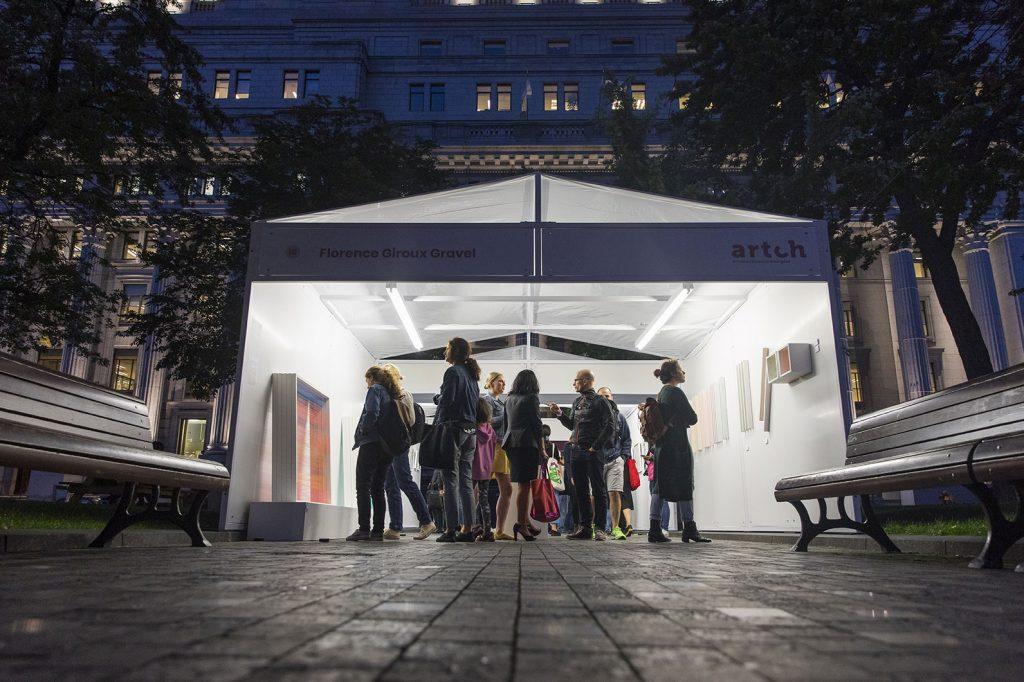 Soirée de pré-ouverture Artch 2019