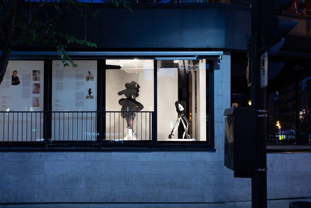 Vitrine Sur L Art 2019 Art Souterrain