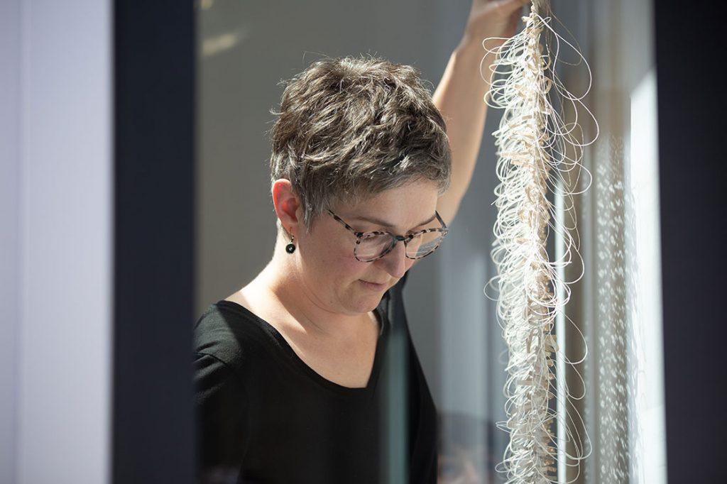 Julie Bénédicte Lambert - Comment dire - Vitrine sur l'art 2019