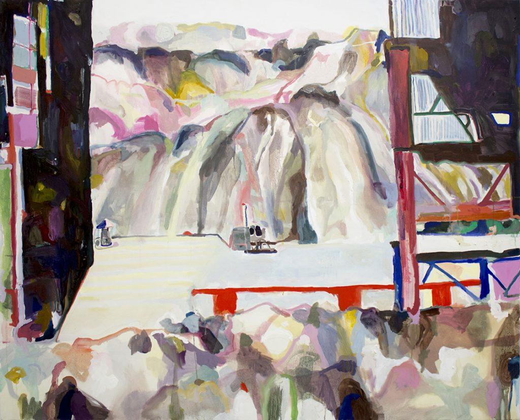 Peinture Alexanne Dunn