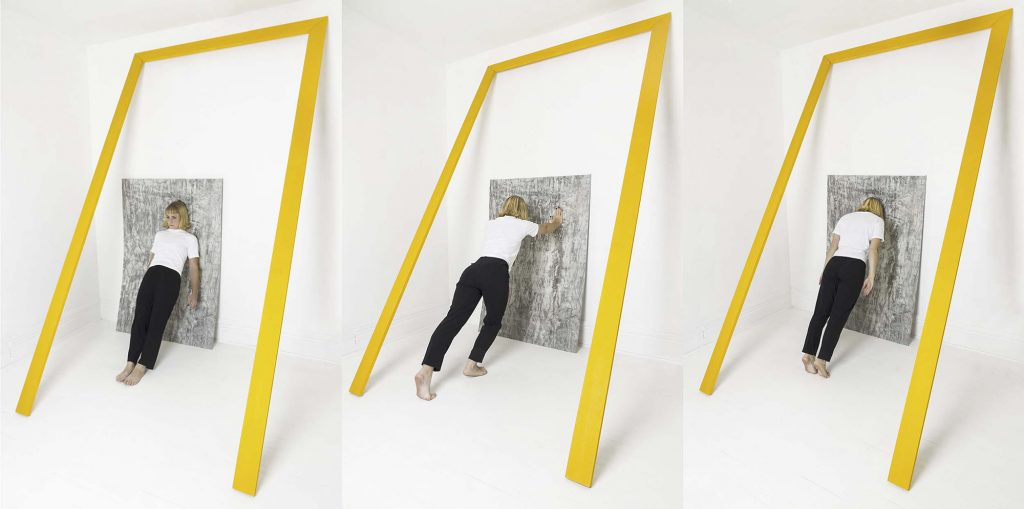 Clara Couzino - Installation performance