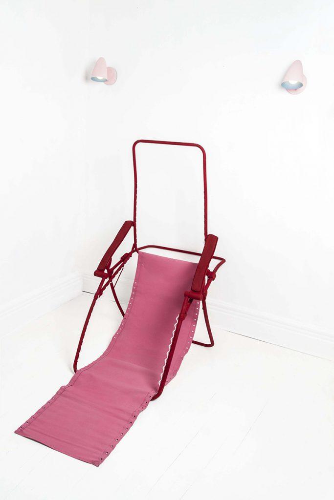 Clara Couzino - Installation