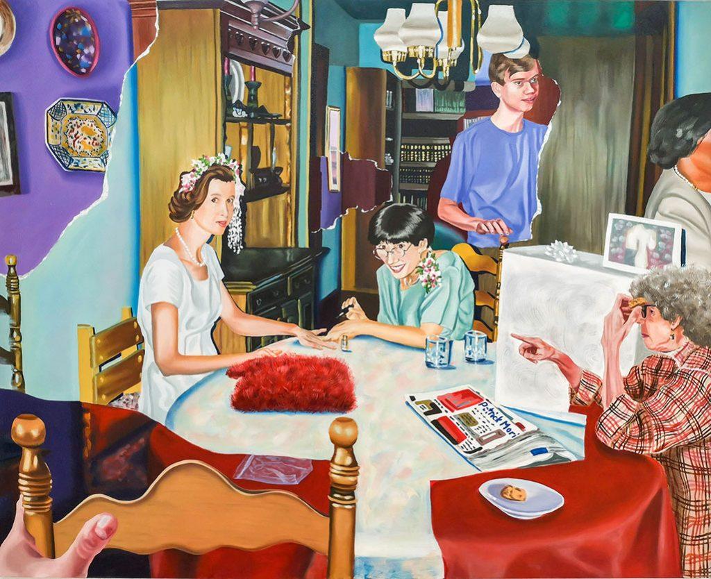 Peinture Alexia McKindsey