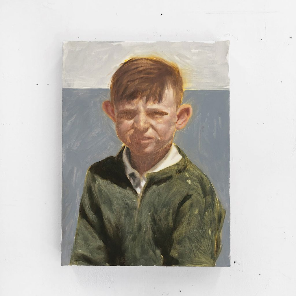 Emily Spooner - peinture figurative