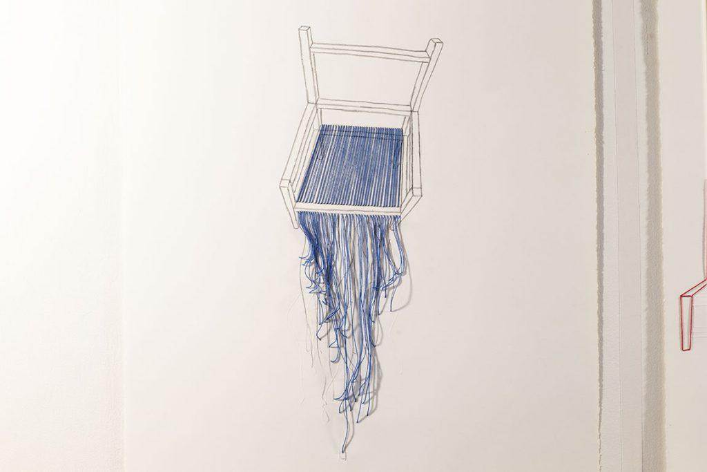 Serge Marchetta - Assise 3 - Vitrine sur l'art 2019