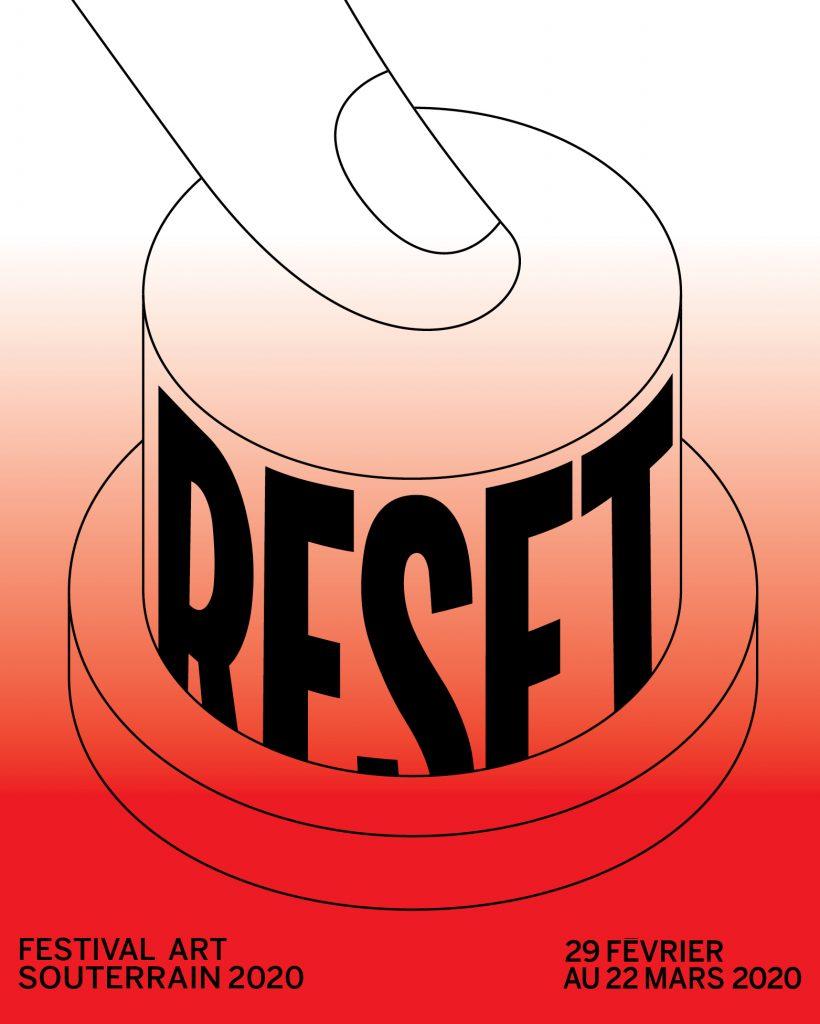 Reset - Festival Art Souterrain 2020